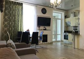 Апартаменты  Нахимова - квартира в Севастополе  проспект  Нахимова