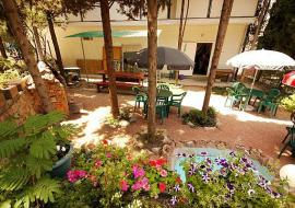 Отдых в Алуште Мини-пансионат с питанием